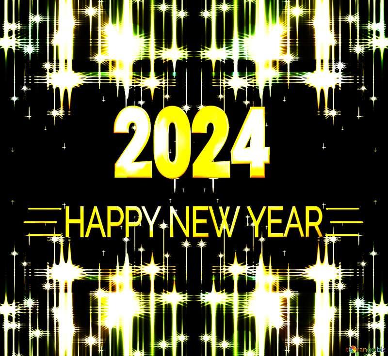 Happy New Year 2012  shiny design lights background №54753