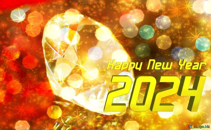 Happy new year 2022  diamond №52795