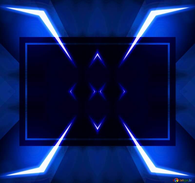 Neon line to make thumbnail №54914