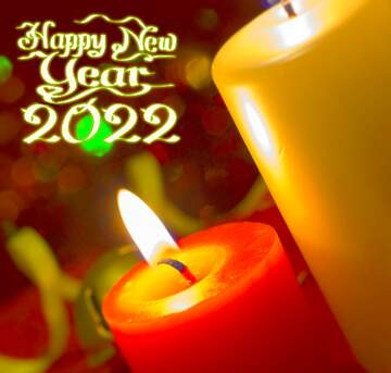 The effect of hard light. Very Vivid Colours. Blur frame. Fragment. Happy New Year 2020.