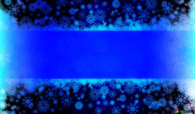 Dark Blue background for Christmas and new year cards №40657
