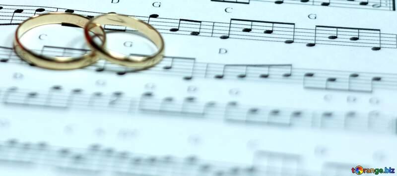Music  wedding background №7225