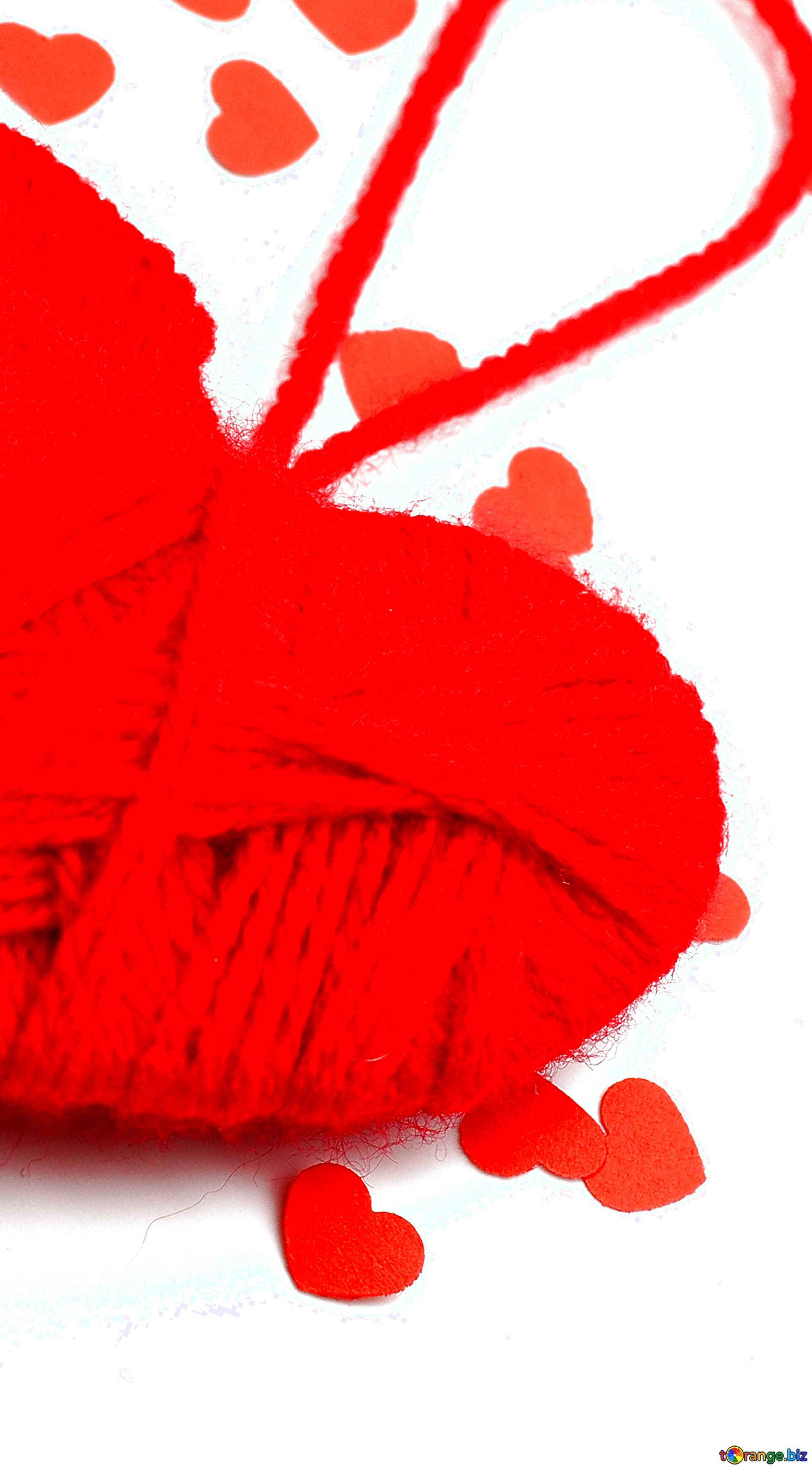 download free picture valentine card red heart on ccby