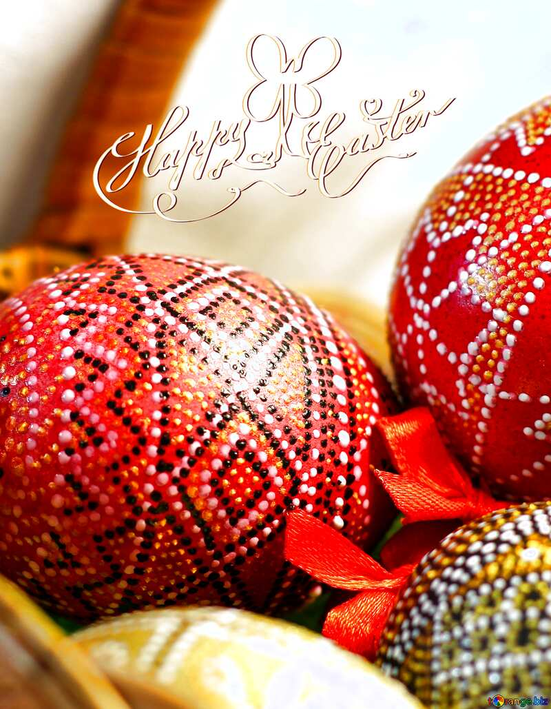 picture of Easter balls №29699
