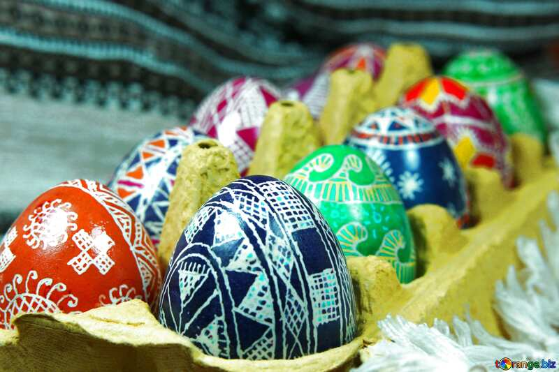 The best image. Eggs Easter. №4381