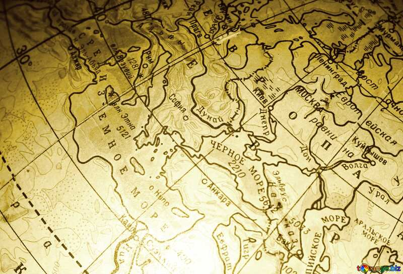 Monochrome. Geography. №25798