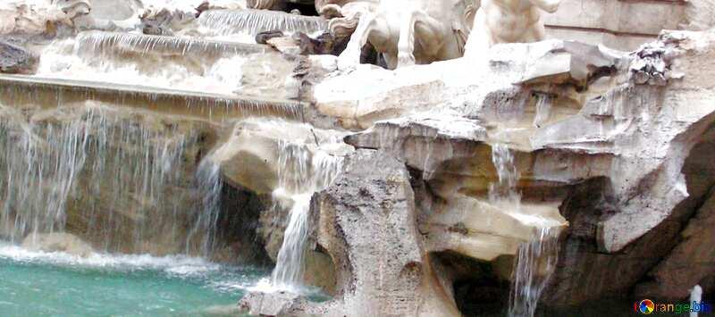 Обложка. Древний фонтан. №12433