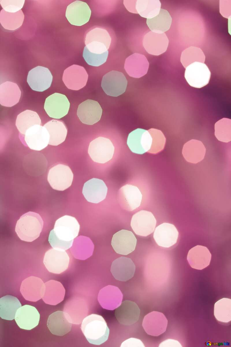 Pink Christmas background     №24617