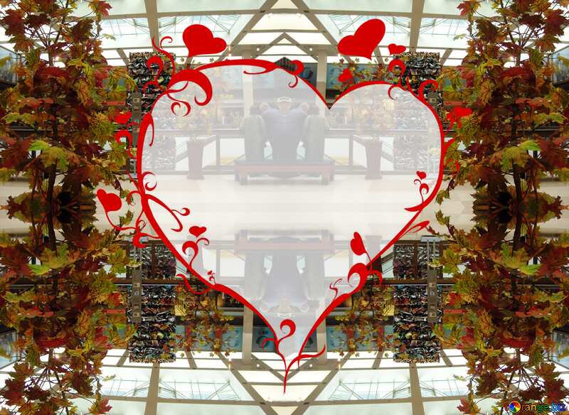 The best image. German shopping center. №12121