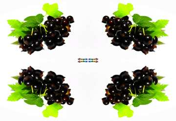 Die Wirkung des dunklen. Sehr klare Farben. Rahmenmusters.