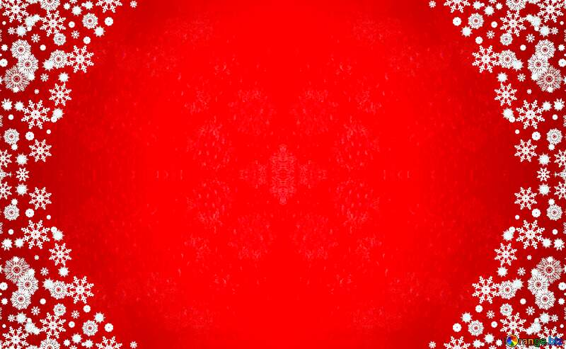 Colorfulness red pattern christmas funny editing background №40659