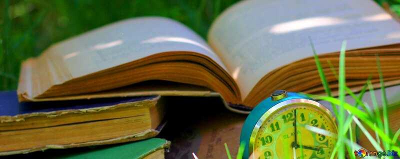 Abdeckung. Entspannen Sie bei Buch. №34861
