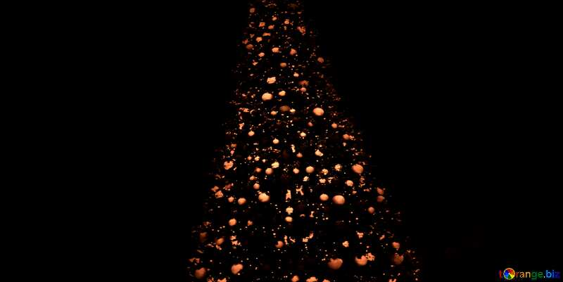 Abdeckung. Weihnachtsbaum. №40739