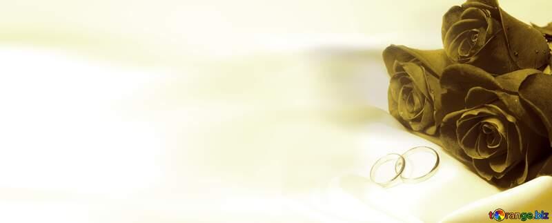 Bild mit Platz für Text. Hintergrund zu Einladung an Hochzeit . Beschaffung festlich Postkarten.. №7235