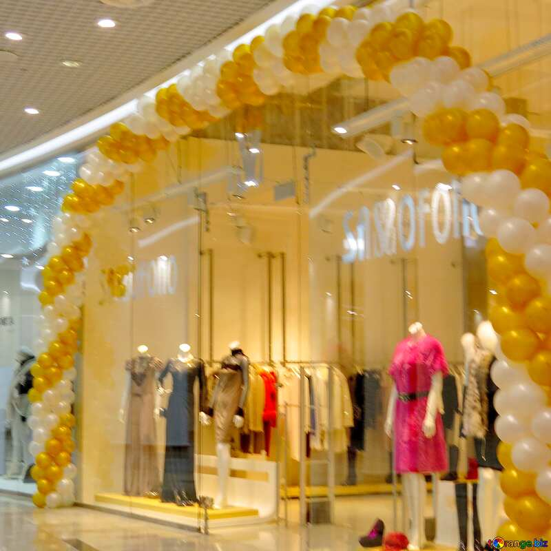 shopping store clothing №16275