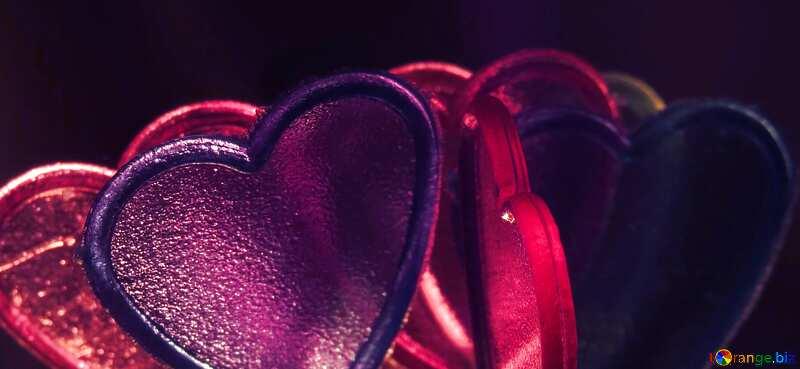 Love hearts fragment №17477