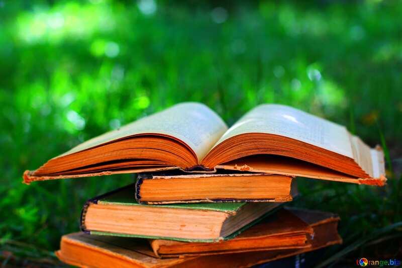 books frame blur №34888
