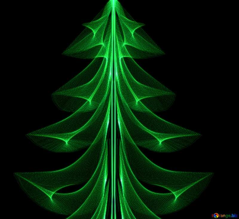 christmas trees clipart №40654