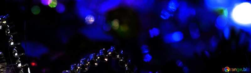 dark blue background fashion №17903