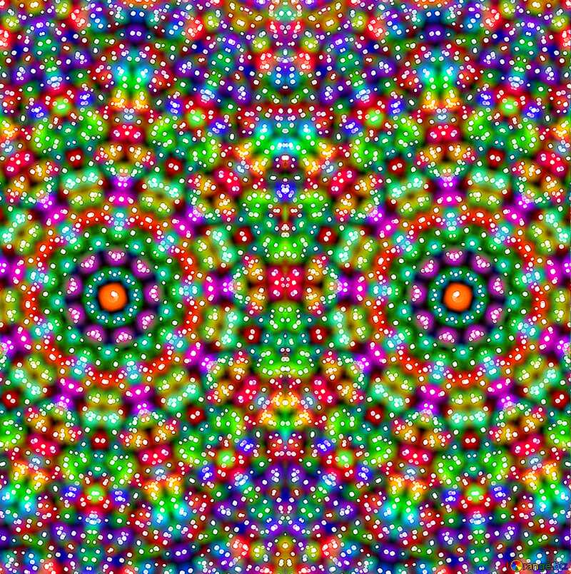 Bright pattern texture №40439