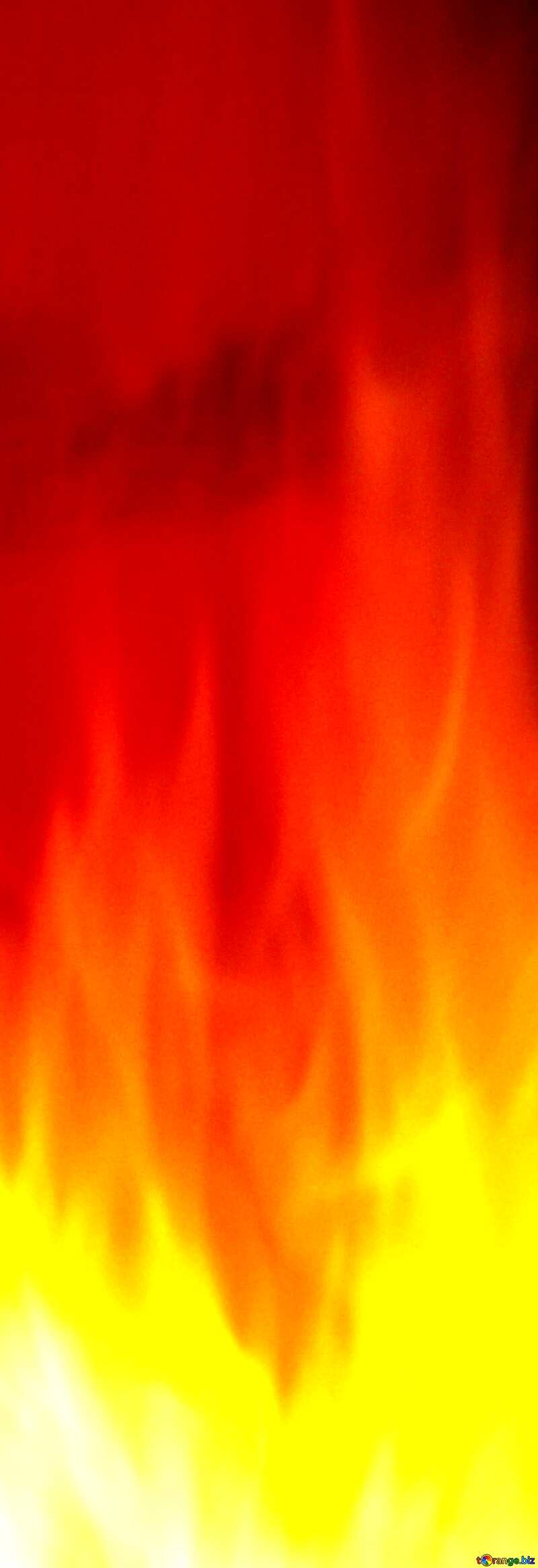 Fire banner background №9546