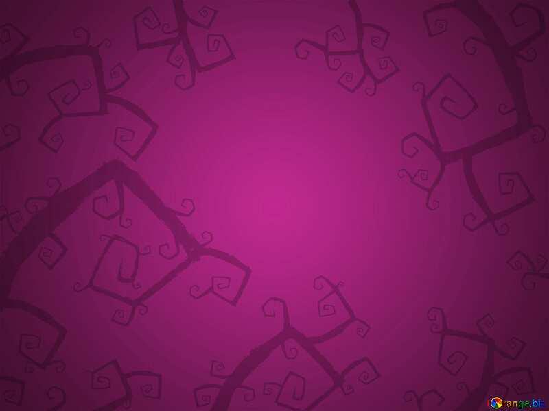 Pink Halloween background  №40593