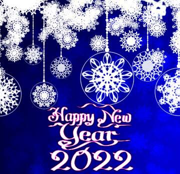 Эффект светлый. Очень яркие цвета. Фрагмент. Happy New Year 2020.