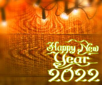 The effect of light. Very Vivid Colours. Blur frame. Fragment. Happy New Year 2020.