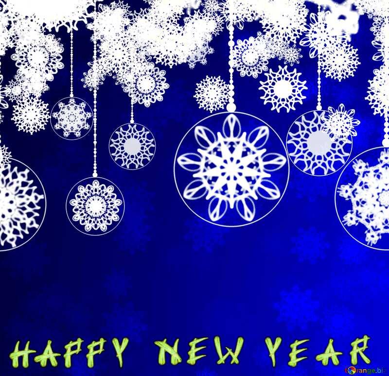 Card Happy New Year №40711