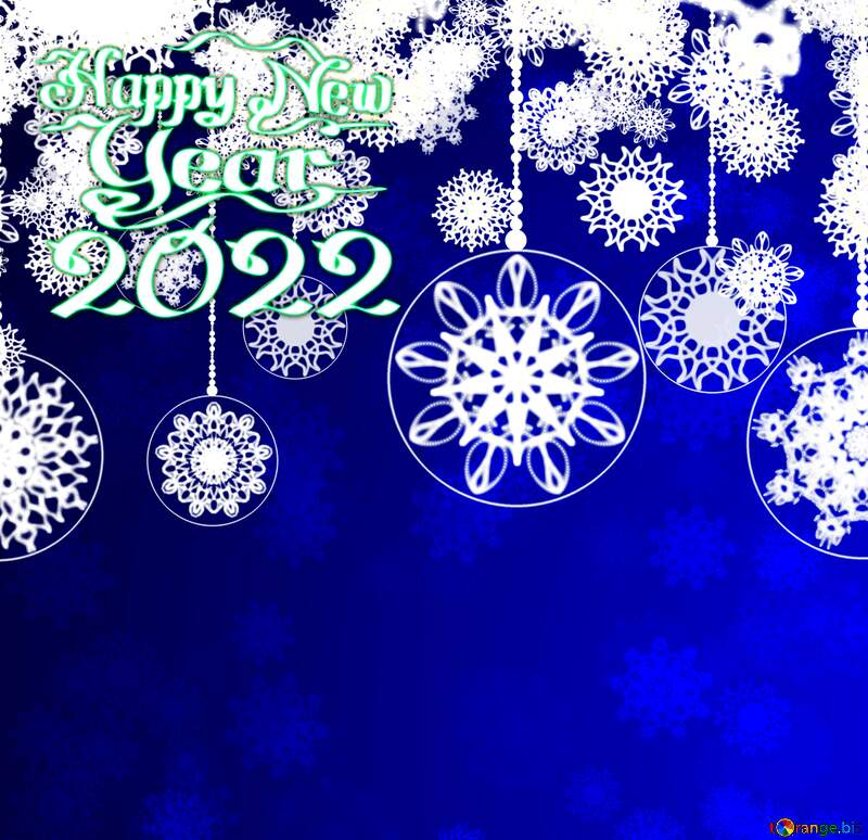 Christmas Clipart Happy New Year №40711
