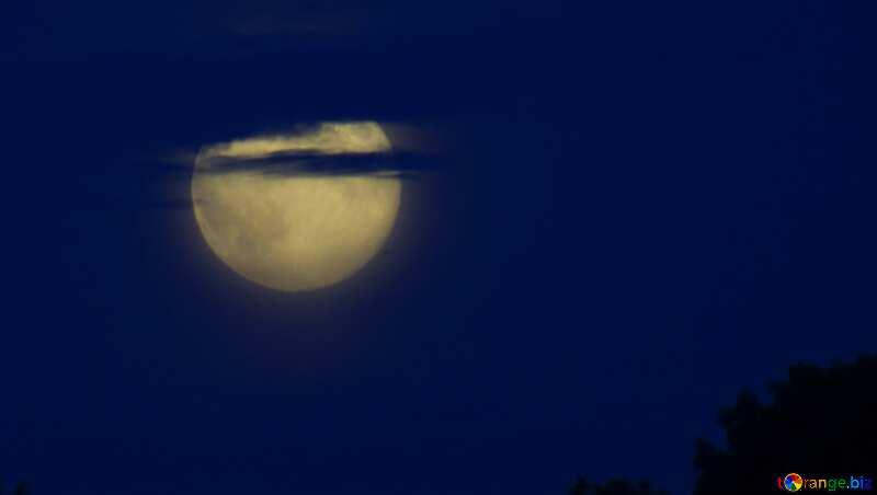 Full moon background №20358