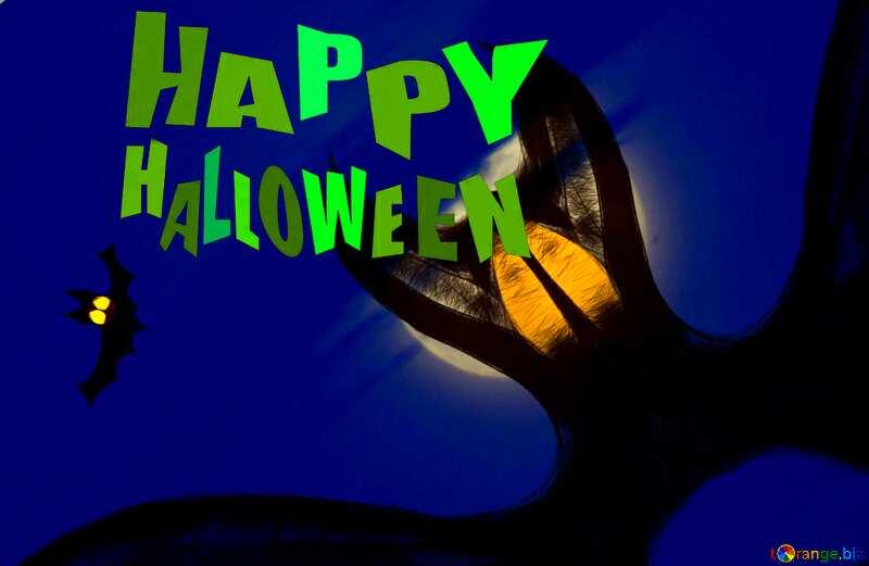 Happy Halloween desktop wallpaper №40467