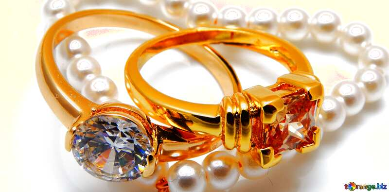 Rings and  gift for girls  №18273