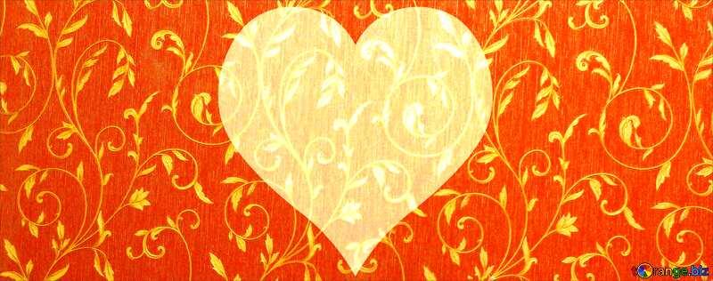 wallpaper rich   texture love heart  template №36317