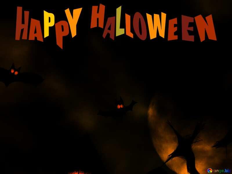 Halloween happy dark №40472