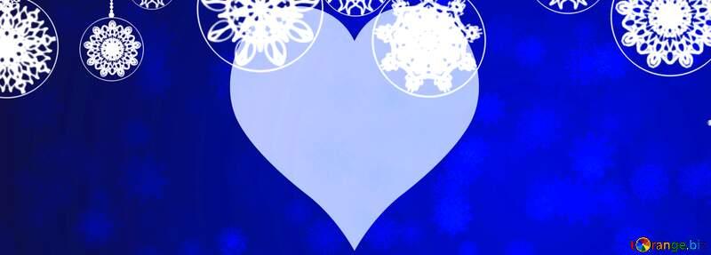 Christmas love Clipart №40711