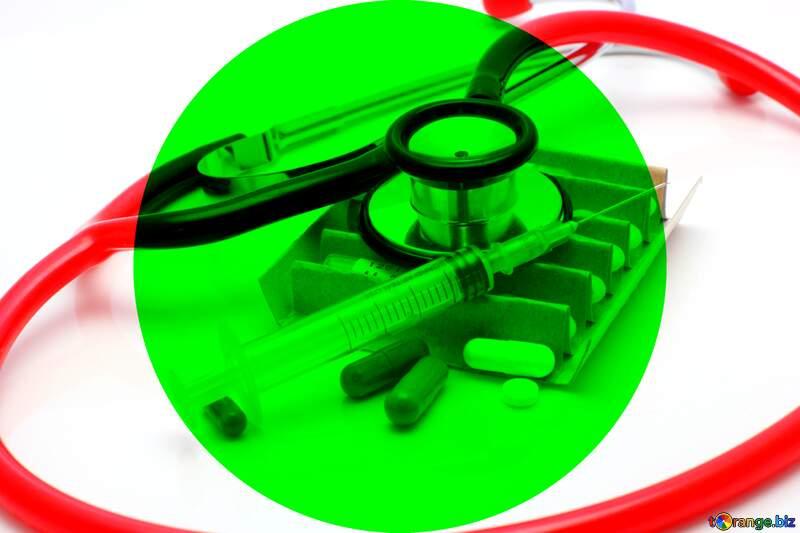 Medicine presentation template №18984