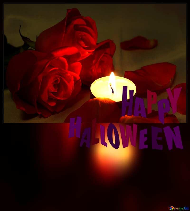 night dark happy halloween card №7276